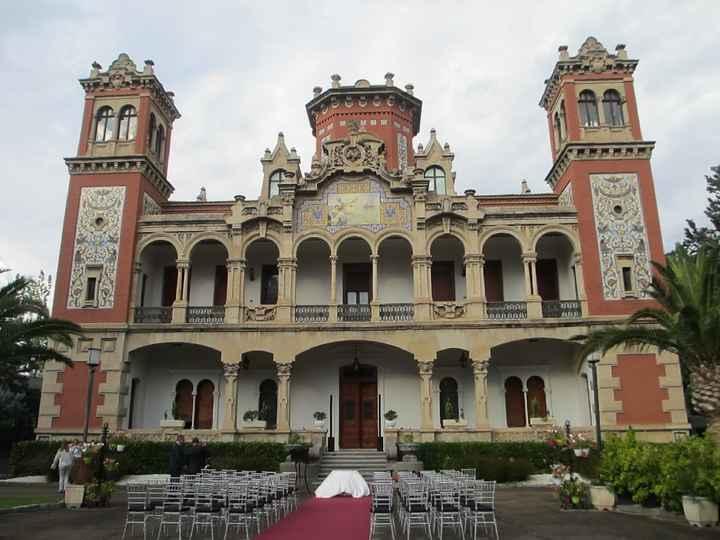 Palacio de larrinaga - 2