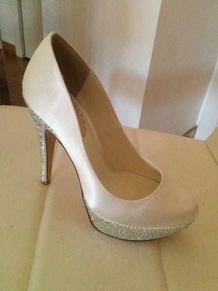 Dónde os habéis comprado los zapatos de novia? - 1