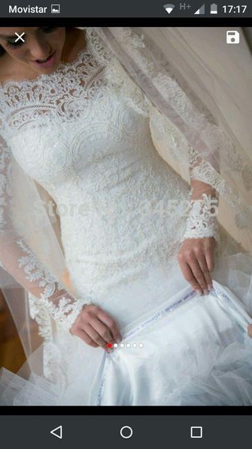 aliexpress, es fiable para comprar el vestido de novia?? - moda