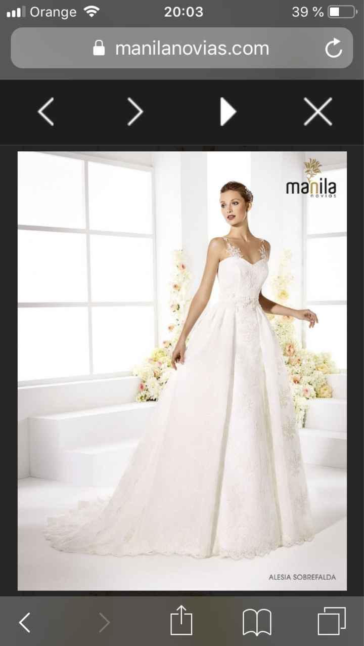 Mi vestido 💓💓 - 1