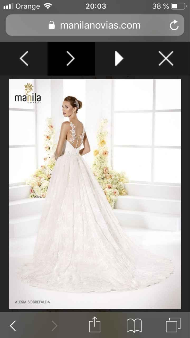Mi vestido 💓💓 - 2