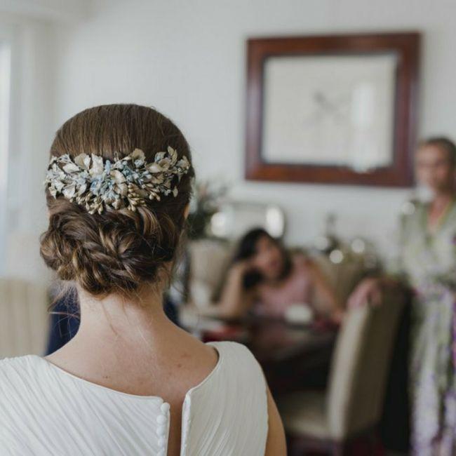 ¿Peinado boda nochevieja + vestido princesa? 5