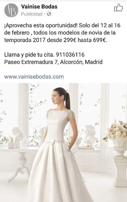 vestidos de novia baratos - madrid - foro bodas