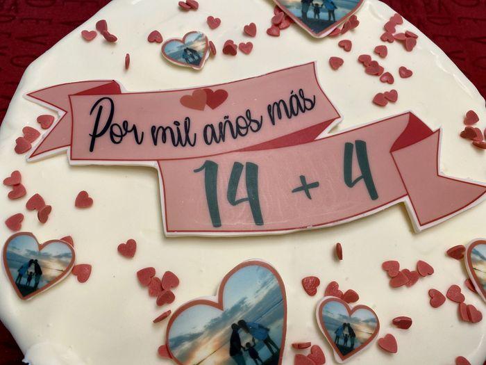 Aniversario de boda... Mejorable - 2