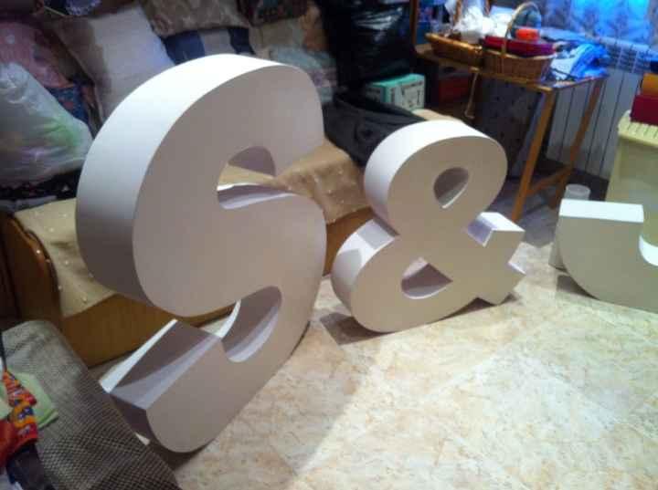 Mis letras acabadas!!!! - 1