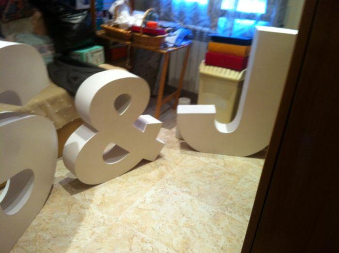 Mis letras acabadas!!!! - 2