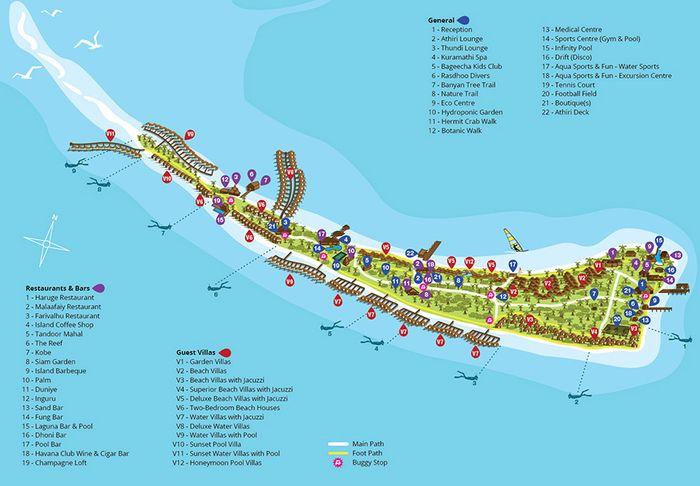 Maldivas ¿qué hotel elegir? 1