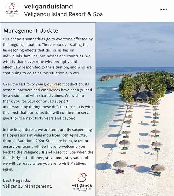 Declaración estado de emergencia en Maldivas - 2