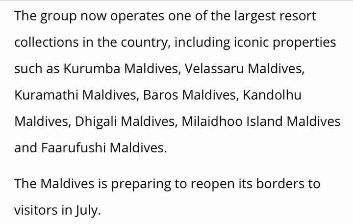 Declaración estado de emergencia en Maldivas 3