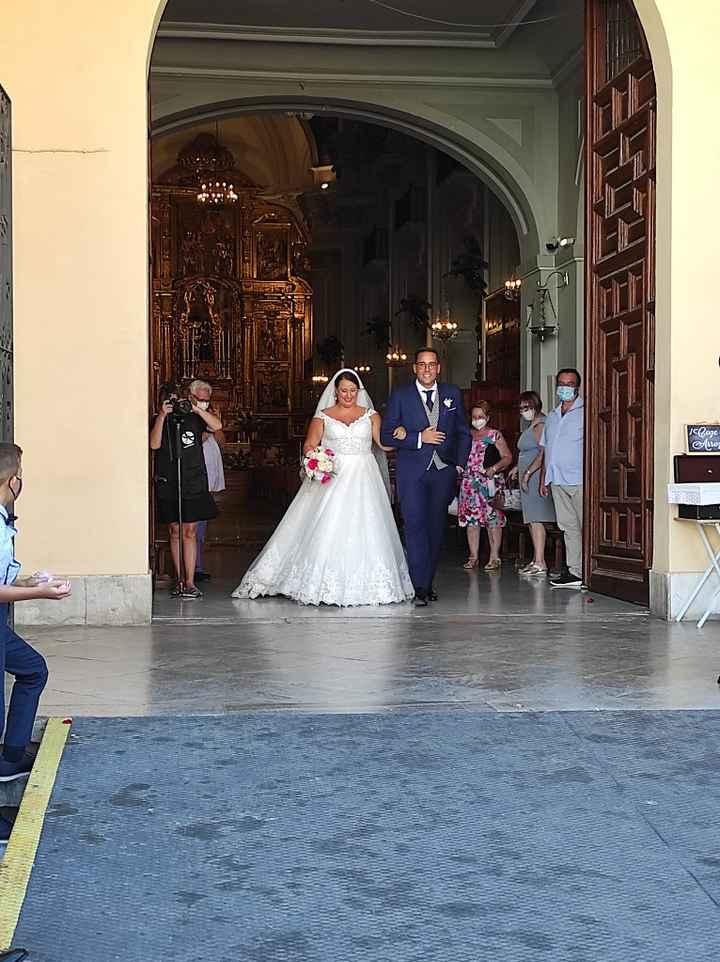 Novios que nos casamos el 29 de Agosto de 2020 en Málaga - 2
