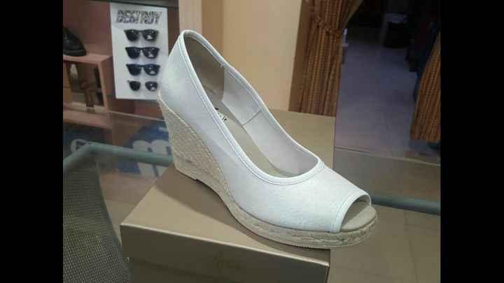Mis zapatos para el gran dia!! - 2