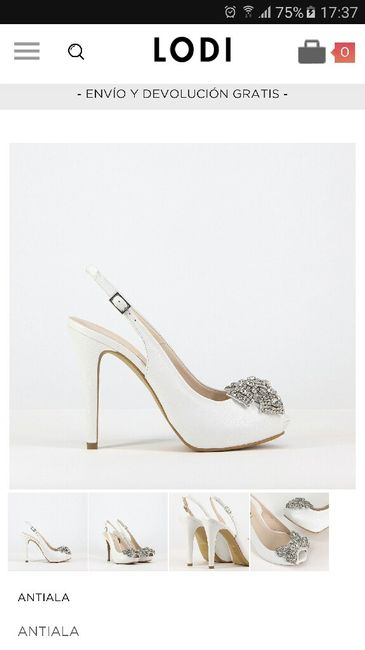 Mis zapatos para el gran dia!! - 1