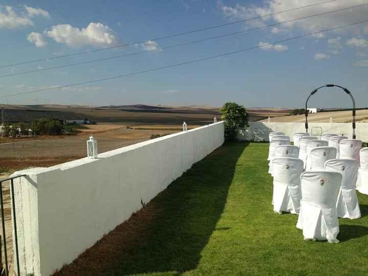 Busco donde celebrar mi boda en jerez de la frontera - 4
