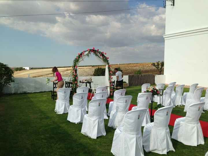 Busco donde celebrar mi boda en jerez de la frontera - 14