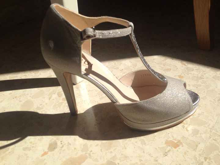 Habemus ¡¡zapatos!! - 1