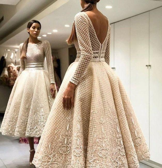 vestidos cortos para novia - moda nupcial - foro bodas