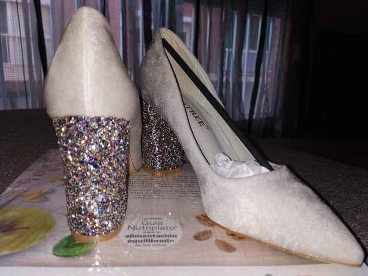 Me he enamorado de unos zapatos, pero no se... - 1