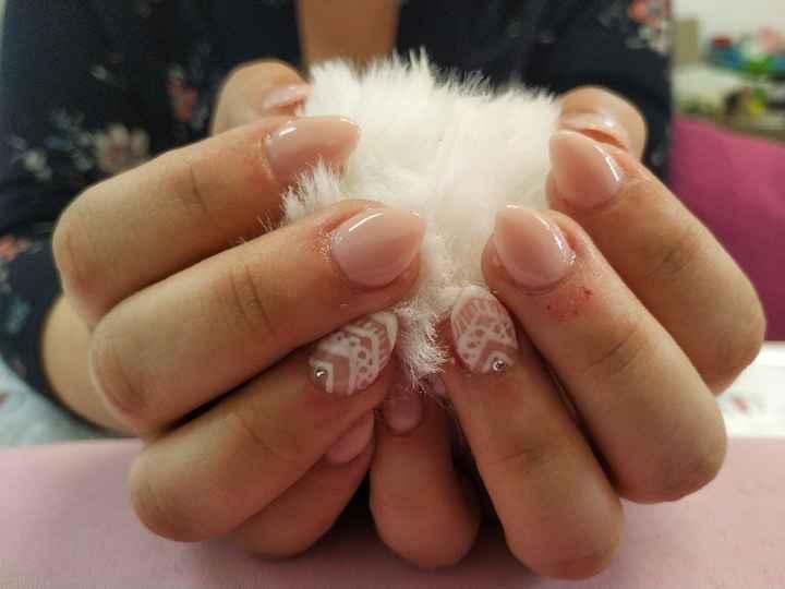 Ya tengo mis uñas - 1