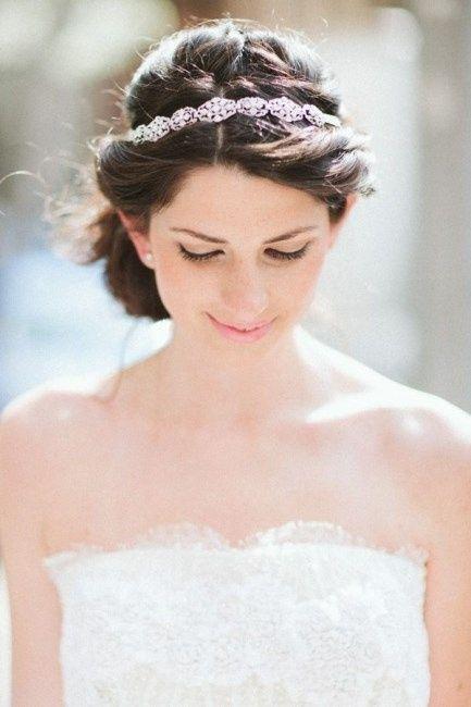 Peinados para novia casta a pelo largo belleza foro for Recogido castana