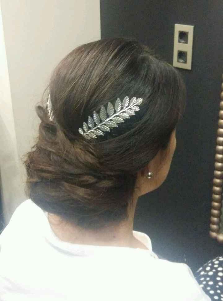 Prueba peinado definitiva!!! - 1