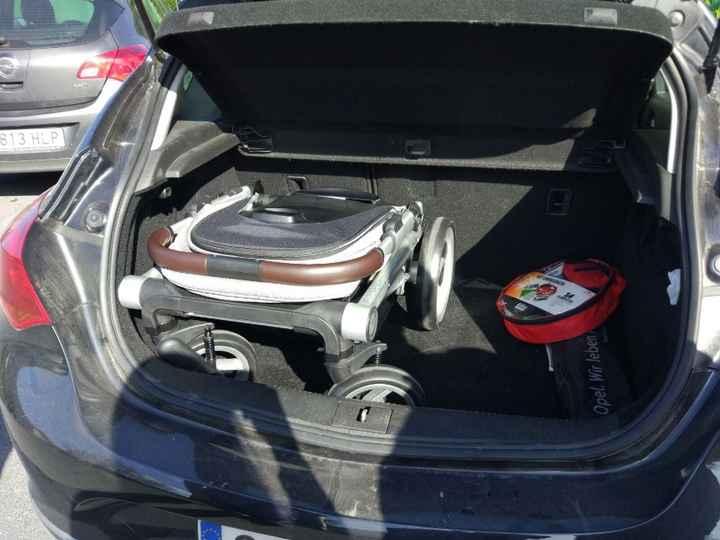 Maletero Opel Astra