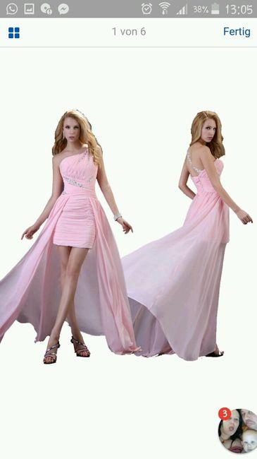 Vestido para dama de honor muy sexy !!! - 3