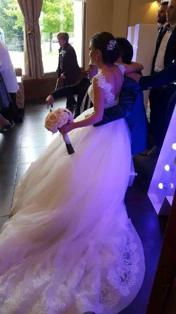 Vestido luna novias - 1