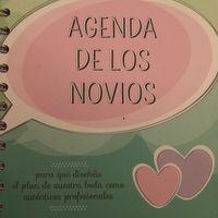 La agenda de la novia - 1