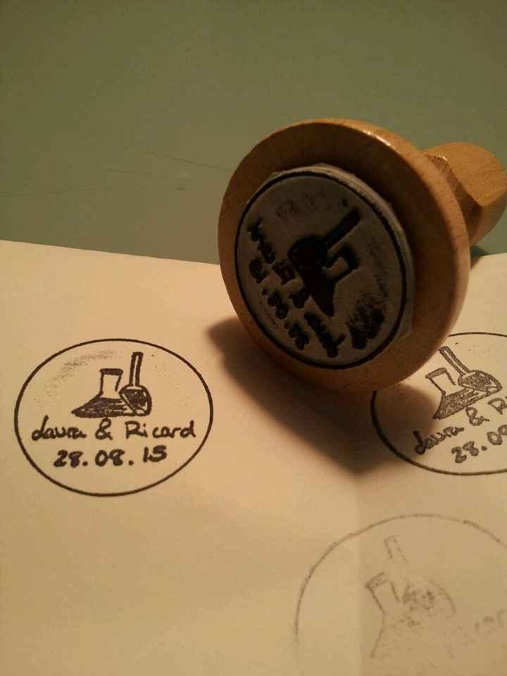 ¡nuestros sellos! - 1
