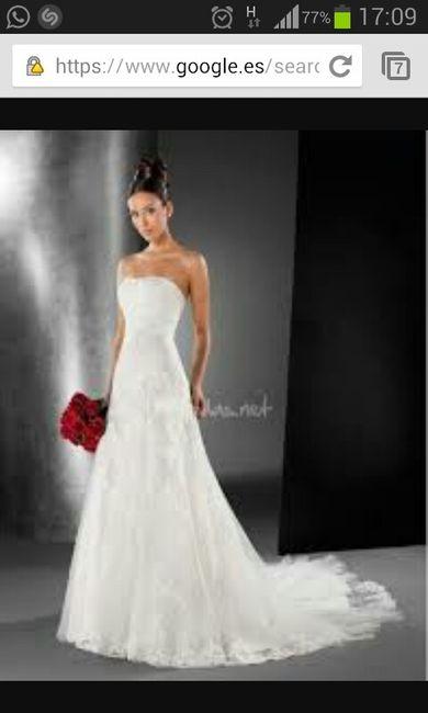 opiniones pagina todoceremonias - moda nupcial - foro bodas