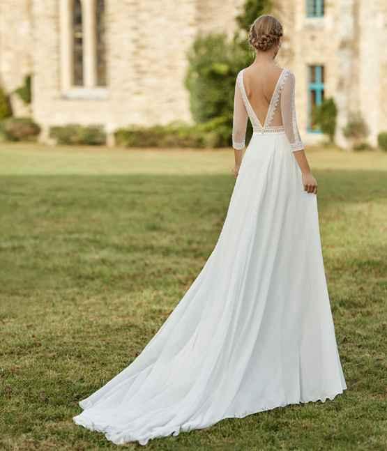 ayuda Vestido de novia - 1