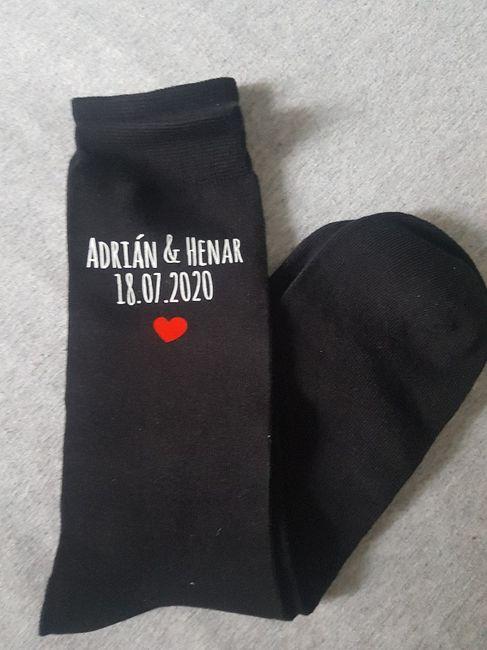 ¡Los calcetines del novio tienen que ser ASÍ! 1