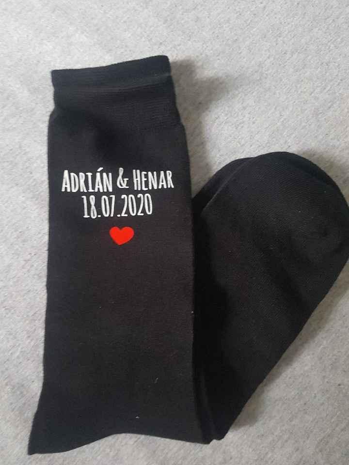 ¡Los calcetines del novio tienen que ser ASÍ! - 1