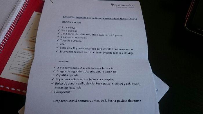 Parto en hospital quiron madrid (pozuelo) - 1