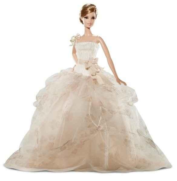 Barbie novia Vera Wang