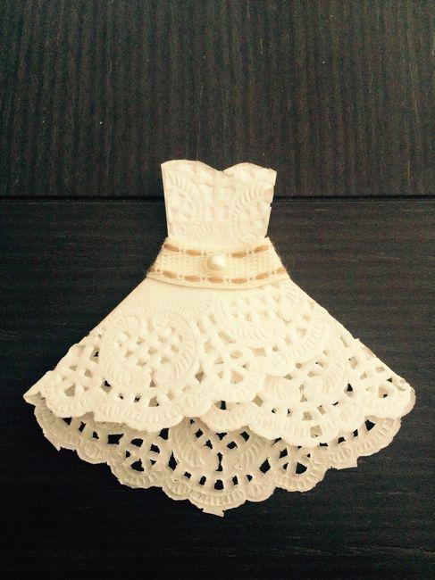 vestidos de novia con blondas - manualidades - foro bodas