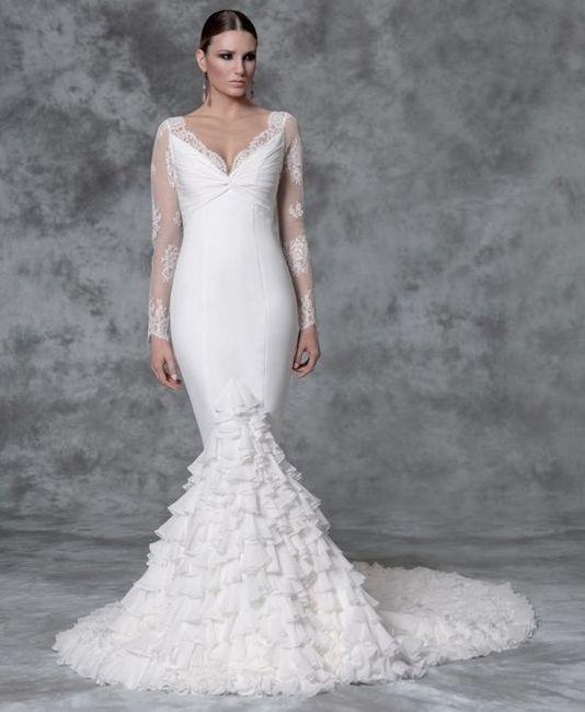 trajes vmb (vicky martin berrocal) - moda nupcial - foro bodas