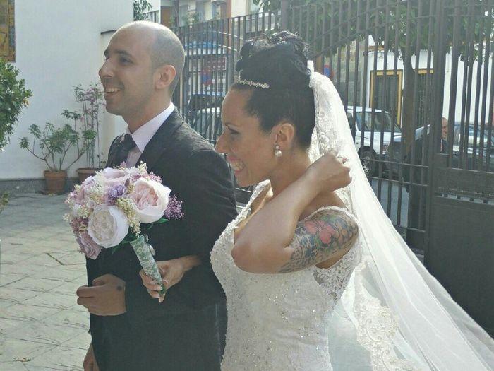 Felizmente casados!!!! - 1