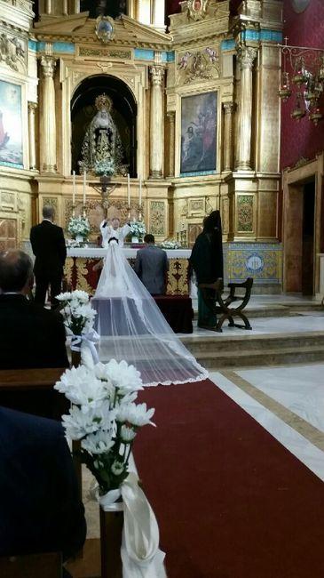 Felizmente casados!!!! - 3