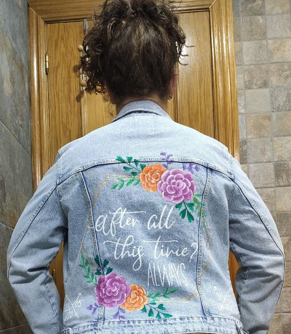 ¡ Recomendación chaqueta de novia! 1