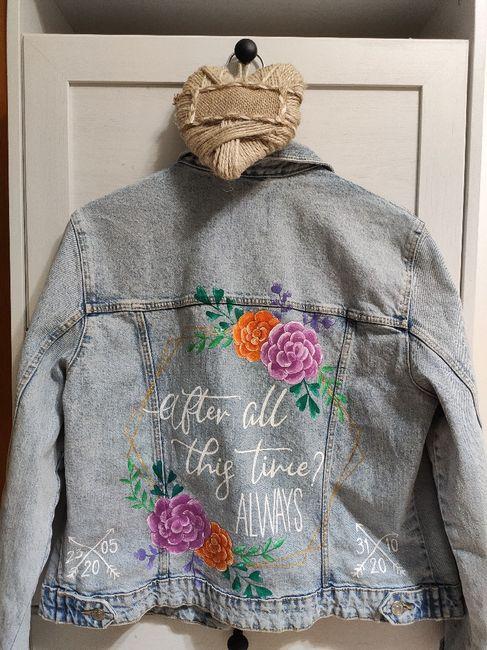 ¡ Recomendación chaqueta de novia! 2