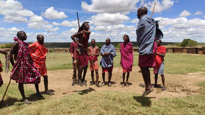 ¡Crónica de nuestra luna de miel: Kenya y Zanzíbar! Parte 1 35