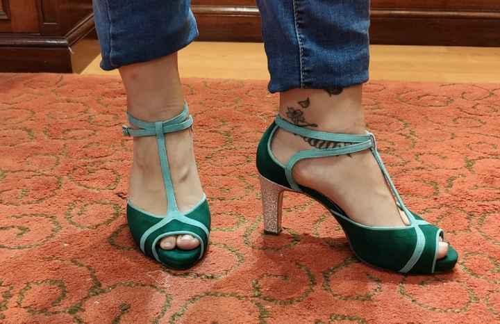 ¡Ya tengo los Zapatos! - 1