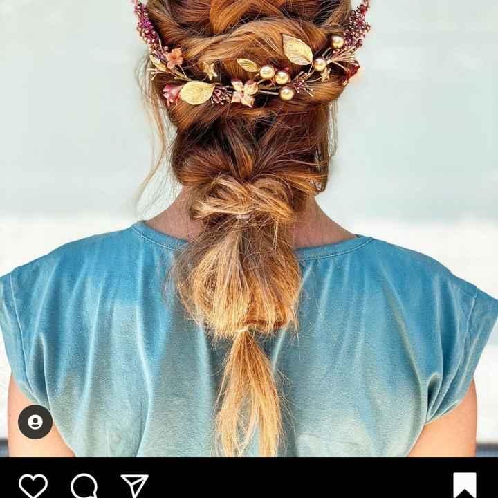 ideas peinado dia b para pelo rizado - 3