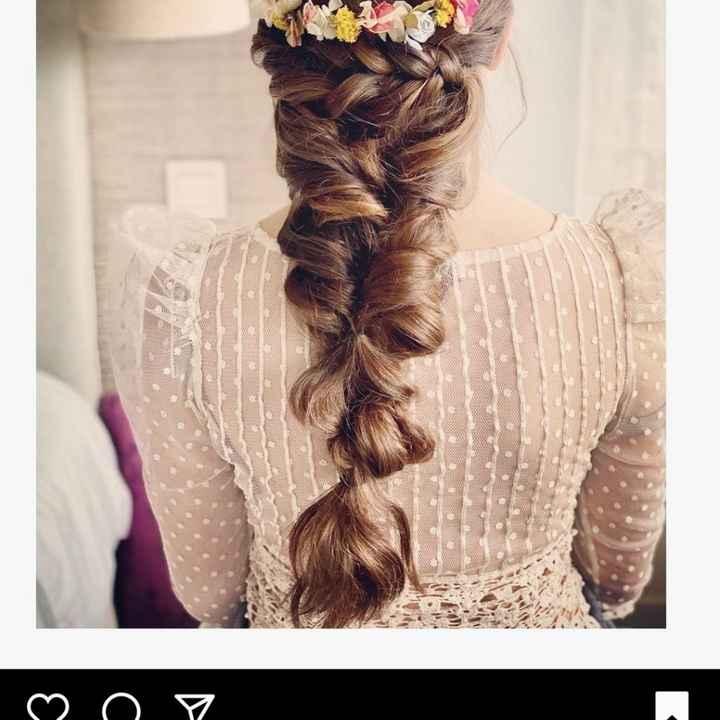 ideas peinado dia b para pelo rizado - 5