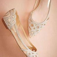 Zapatos novia planos