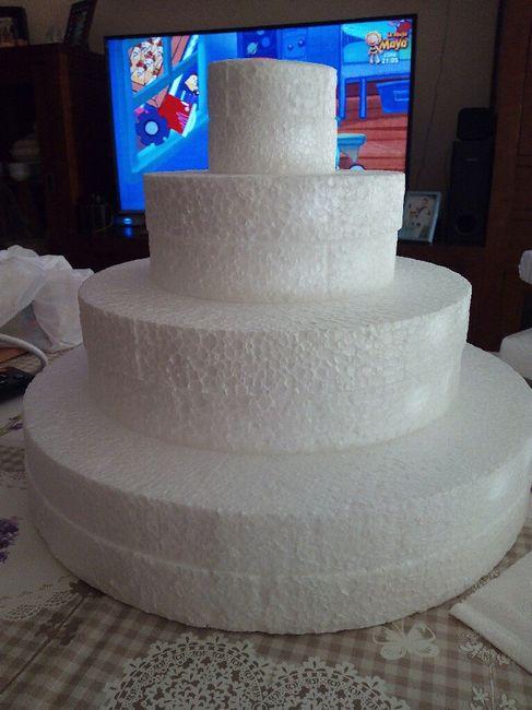 Ideas Inspiracion Para Decorar Tarta De Corcho Manualidades - Ideas-para-decorar-una-tarta