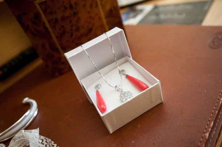 joyas de la novia