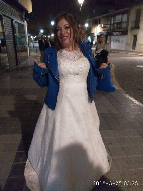 ¿Chaqueta para la novia? 8