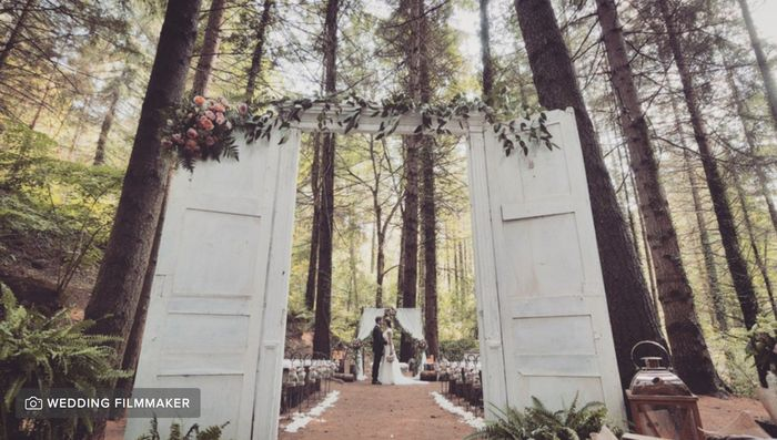 Casarse en bosque o similar cerca de madrid 1